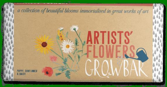 Artists Flowers Growbar Artwork