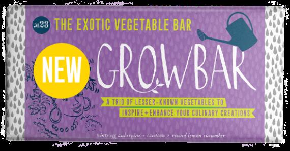 Bar Artwork Exotic Vegetables Bar New Badge