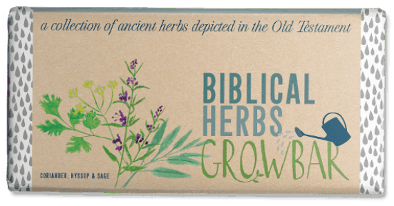Biblical Herbs Growbar Artwork