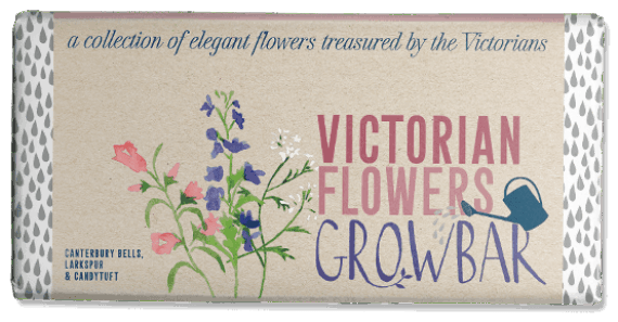 Victorian Flowers Growbar Artwork