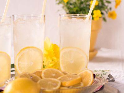 Hyssop Lemonade