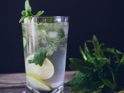 Lemon Balm Mojito Use