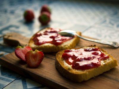 Simple Strawberry Jam