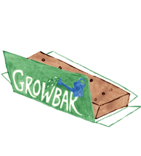 Growbar Step 1